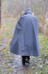 GrayLargeCape-05 (rainand69) Tags: cape umhang cloak pèlerine pelerin peleryna raincape regencape