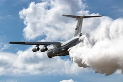 Il-76MD Russian Air Force RF-78791 (datrushkevich) Tags: алабино ввсроссии ввс армия ильюшин ил76мд ил76 москва alabino moscow russia россия army tamron100400 canon80d rf78791 military russianairforce ilyushin il76md il76