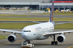 Brussels Airlines OO-SFO Airbus A330-301 cn/45 @ EBBR / BRU 18-08-2018 (Nabil Molinari Photography) Tags: brussels airlines oosfo airbus a330301 cn45 ebbr bru 18082018