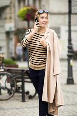beeanddonkey_sweter_paski_pasy_czarny_bezowy (beeanddonkey) Tags: beeanddonkey bee donkey sweter sweater knitted knitwear madeinpoland tarnowskie góry silesia moda fashion dzianina