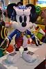 DSC_0551-1 (ScootaCoota Photography) Tags: mickey mouse 90th birthday anniversary walt disney art statue christmas festive holiday travel singapore raffles indoors nikon photo photography