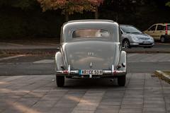 Mercedes 170S (mbrinkhues) Tags: krefeld mercedes mercedes170s oldtimer grauermercedes