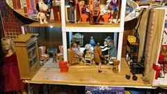 BTS - Pastor Calvin's home (MayorPaprika) Tags: lgv20 lgvs995 16 custom diorama toy story paprihaven action figure set doll