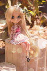 Sofia (♪Bell♫) Tags: pullip romantic alice pink doll groove sofia rosemberg