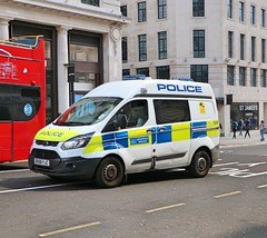 Metropolitan Police Service - BX66HJC (Waterford_Man) Tags: bx66hjc ford transit mps metropolitanpoliceservice