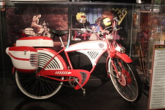 "Bike from Pee-wee's Big Adventure (1985) • <a style=""font-size:0.8em;"" href=""http://www.flickr.com/photos/28558260@N04/44998757794/"" target=""_blank"">View on Flickr</a>"