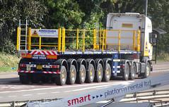 Wheels (stevenbrandist) Tags: crane birstall leicestershire leicester bridge road truck