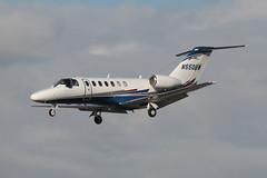 Cessna 525B CitationJet CJ3 N525BW (NTG842) Tags: cessna 525b citationjet cj3 n525bw