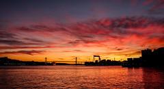 Our Golden Gate (S. Josuason) Tags: göteborg sweden sverige harbour bridge eriksberg hisingen
