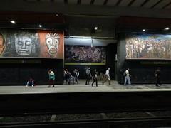 2018-11-13 08.59.41 (albyantoniazzi) Tags: cdmx ciudaddemexico méxico mexicocity travel america metro underground transport