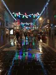 Christmas Cardiff City Centre (DJLeekee) Tags: cardiff city centre christmas festive decorations