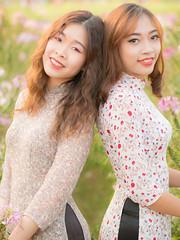 1215-4x3F (mapleal_2000) Tags: vietnam aodai woman beautifulwoman