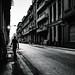La Havana Cuba (Yul's photography) Tags: urban ngc lightandshadow havanacuba morning lahavanacuba xt1 silhouette monochrome travel street cuba fuji havana monochromed bw blackandwhite people streetphotography