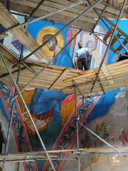 Собор Рождества Христова. Южно-Сахалинск.
