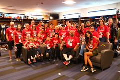 2018_T4T_LA Chargers STS 46 (TAPSOrg) Tags: taps tragedyassistanceprogramforsurvivors teams4taps ca california la lachargers 2018 nfl practice salutetoservice military horizontal redshirt indoor group posed