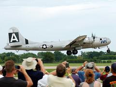 N529B Boeing B-29A Superfortress (johnyates2011) Tags: eaaairventure oshkosh oshkosh2017 boeing b29 boeingb29 boeingb29superfortress b29superfortress superfortress n529b