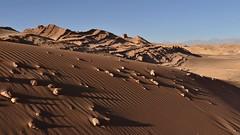 Licht und Schatten (marionkaminski) Tags: chile südamerika southamerika lateinamerika sanpedro regionantofagasta atacamawüste desiertodeatacama desierto wüste desert landschaft landscape paisaje paysage paesaggio düne sanddüne dunes sand felsen rock panasonic lumixfz1000
