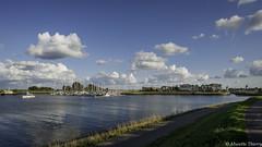Port de Wemeldinge. (musette thierry) Tags: port wemeldinge nederland panorama paysbas paysage landscape musette thierry nikon d800