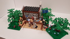 20181213_225245 (Treunsty) Tags: lego cobi brickforges minifig bricks blocks figurine médiéval moyenâge chevalier castle