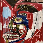 In This Case, 1983, Jean-Michel Basquiat thumbnail