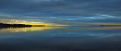 Clear water reflections (jens-kristiansoendergaard) Tags: thisted limfjorden january 2019 dragsbaek afternoon water ourstide