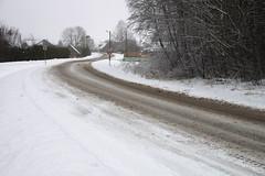 Kurviline tee (Jaan Keinaste) Tags: pentax k3 pentaxk3 eesti estonia harjumaa raevald aavikuküla talv winter maantee road lumi snow