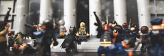"""""""So you've come back to die with your city..."""" (Andrew Cookston) Tags: lego dc comics batman tdkr phoenixcustombricks minifig minifigures andrew cookston andrewcookston"""