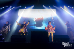 Anime Music Live 2018 (lovejapanmx) Tags: garnidelia lunaharuna mashiroayano auditorioblackberry anime jpop anisong animemusiclive