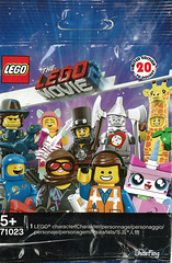 Front view of The LEGO Movie 2 Series packet (WhiteFang (Eurobricks)) Tags: lego collectable minifigures series city town space castle medieval ancient god myth minifig distribution ninja history cmfs sports hobby medical animal pet occupation costume pirates maiden batman licensed dance disco service food hospital child children knights battle farm hero paris sparta historic brick kingdom party birthday fantasy dragon fabuland circus people photo magic wizard harry potter jk rowling movies blockbuster sequels newt beasts animals train characters professor school university rare toy bear