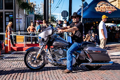 2018 Lone Star Rally (burnt dirt) Tags: galveston texas lone star rally outdoor tattoo tattoos bike motorcycle harley davidson indian thestrand strand leather chrome chaps vest denim biker chopper trike custom beer metrics party beach seawall victory concert music babe cycle paint street sportster softail hardtail fat bob boy heritage classic glide road king ultra limited chieftain vintage scout bagger beard bandana girl boobs candid streetphotography honda knucklehead flathead shovelhead panhead burnout patch gang rider couple low