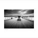 Pier at Beaumaris (Charlie Pragnell) Tags: blackwhitefineart longexposure beaumarispier beaumaris north wales northwales olympusuk fineartphotography bwphotomag manfrotto