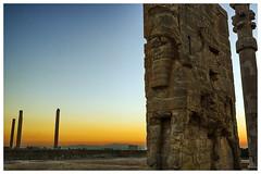 Persépolis (bit ramone) Tags: persépolis irán iran تخت جمشید persa bitramone viajes travel pentax pentaxk3ii sunset atardecer