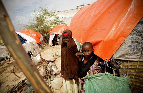 Somalia Suffers from Severe Drought