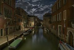 Rio della Sensa, at night (waldo.posth) Tags: sony a99m2 sigma art f40 24105mm rio della sensa night photography venice cannaregio