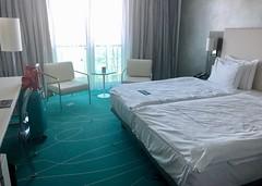 Our Bedroom (RobW_) Tags: bedroom artotel budapest hungary amaviola danube 16nov2018 november 2018