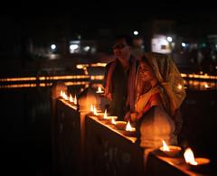 Dipawali (thomas.pirolt) Tags: india goverdhan radhakund street streetlife sony people portrait candid moment theindiatree a6000 sonya6000 samyang3512 samyang 35mm 12 streetphotography candle candles light lights dipawali diwali