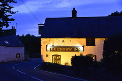 The Crown Inn, Shorwell, Isle Of Wight 30/08/2018 (Gary S. Crutchley) Tags: isle of wight iow crown inn pub beer ale tavern hostelry bar public house shorwell uk great britain england united kingdom nikon d800 history heritage travel
