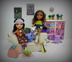 Weekend Party (Linayum) Tags: bratz bratzdoll bratzjade bratzyasmin mga sleepoverparty doll dolls muñeca muñecas toys toy juguetes juguete linayum