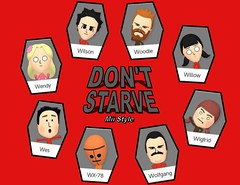 Don't Starve (_ladyamalthea_) Tags: dontstarve indie gaming pcgaming mii nintendoswitch