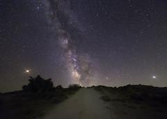 way to milkyway (ParisaBajelan) Tags: milkyway amazing magic meet mars jupiter saturn way nightlife nightsky nightscape nightscaper night astronomy astrophotography astrophoto