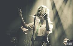 Myrkur - live in Kraków 2018 - fot. Łukasz MNTS Miętka_-30
