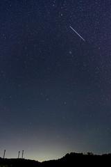 ふたご座流星群2018ーGeminids meteor shower 2018 (kurumaebi) Tags: yamaguchi 秋穂 山口市 nikon d750 nature landscape night 夜 星 流星群 ふたご座流星群 geminidsmeteorshower 空 sky meteorshower