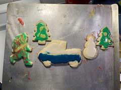 Christmas Cookies GO-4 Interceptor (8) (Handsomejimfrommaryland) Tags: christmas cookies go4 interceptor winter meter maid nude blonde tits seattle parking enforcement