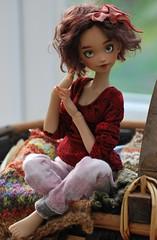 Hello ! (stashraider) Tags: atelier momoni resin ball jointed doll toffee skintone