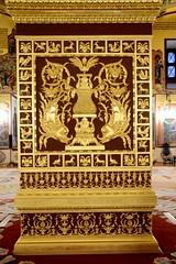 Non-public section of the Kremlin (6) (Breboen) Tags: russia kremlin moskou private gold chapel renaissance design dolphin history rich decoration
