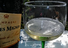 Bubbles __    20190113191323~2 (mshnaya ☺) Tags: bubbles champagne wine bubbly sekt prosecco gourmet fine epicure flickr leicac compact camera photo photography new year celebration charles mignon grand cru alsace alsaces