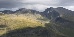 Scafell, Scafell Pike and Broad Crag (Nick Landells) Tags: lakedistrict lakelandphotowalks guided photo photography fell hill walk walks walking scafell scafellpike lingmell broadcrag