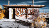(Solojoe) Tags: suave 590nm infrared falsecolor saltonsea saltonseabeach california graffiti junkyard