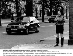 """prostitute Streatham 4 (hoffman) Tags: cars female horizontal lady prostitution sex street suburban woman work young youth davidhoffman wwwhoffmanphotoscom london uk davidhoffmanphotolibrary socialissues reportage stockphotos""""stock photostock photography"""" stockphotographs""""documentarywwwhoffmanphotoscom copyright"""