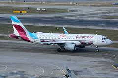 Eurowings - Airbus A320 - D-AEWS (yak_40) Tags: zrh eurowings daews a320 airbus320214wl aviscarhirecs spezialbemalung